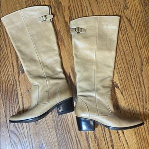 Matisse Rio Grande Tall Leather Riding Boots